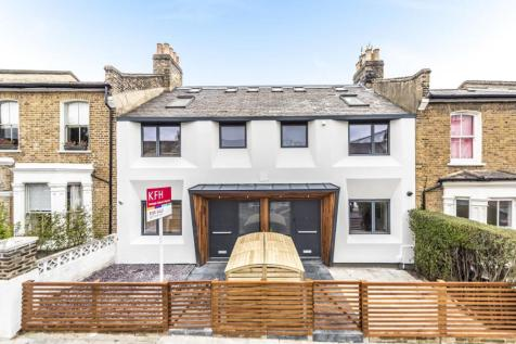 Danby Street, Peckham Rye. 4 bedroom terraced house for sale