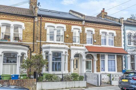 Gowlett Road, Peckham Rye. 5 bedroom terraced house for sale