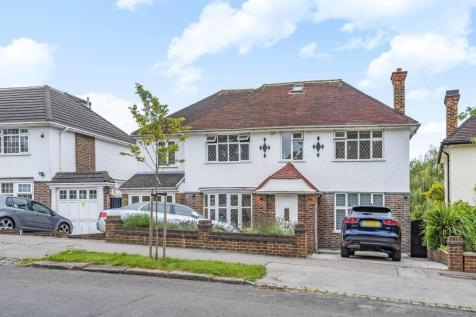 Covington Way, Streatham. 6 bedroom detached house for sale