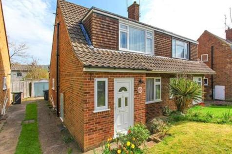 Westgate Close, Canterbury. 4 bedroom semi-detached house