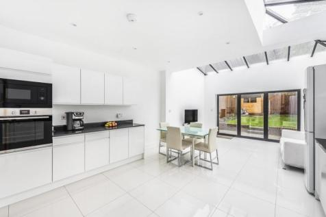 Sumatra Road, West Hampstead. 4 bedroom terraced house for sale