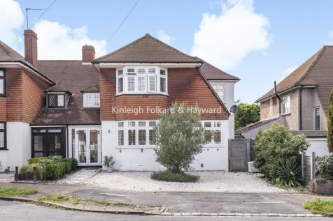 The Grange, Croydon. 3 bedroom semi-detached house
