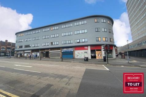 Walsall Town centre. 1 bedroom apartment