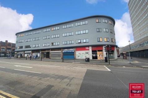 Walsall Town centre. 1 bedroom flat