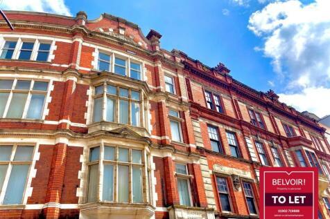 Lichfield Street, Wolverhampton. 1 bedroom flat