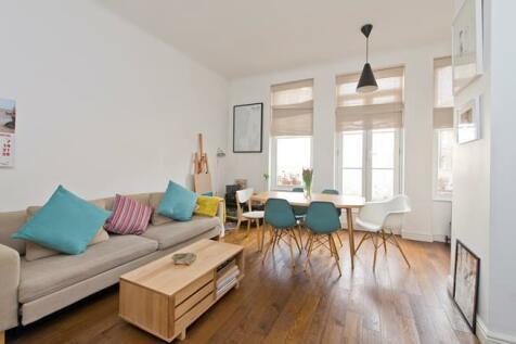 Gwendwr Road, London, W14. 1 bedroom apartment