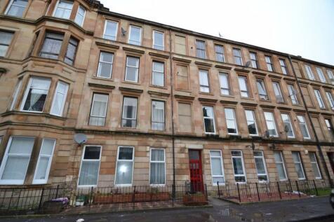 Albert Road, Glasgow. 2 bedroom flat