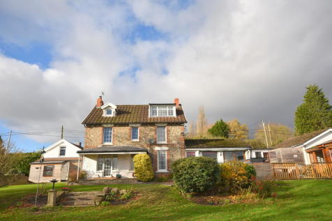 Upalong House, Pen-Y-Turnpike Road, Dinas Powys, CF64 4HG. 5 bedroom detached house for sale