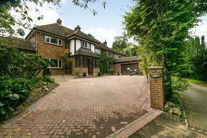 Kippington Road, Sevenoaks, TN13. 5 bedroom detached house for sale
