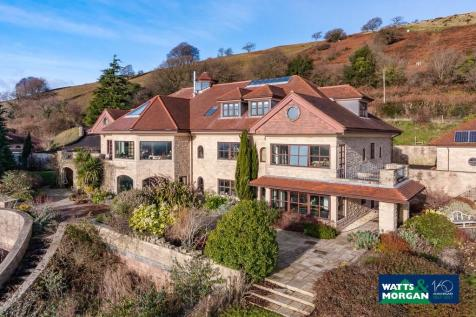 Graig Road, Lisvane, Cardiff, CF14 0UF. 5 bedroom detached house