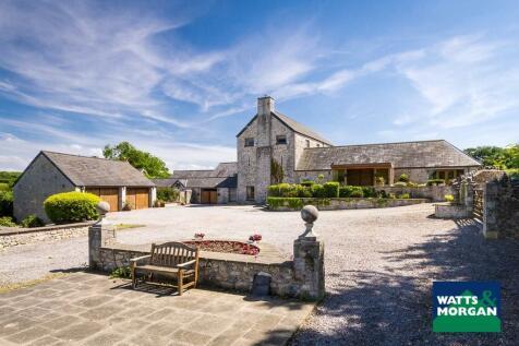 Clemenstone, Vale Of Glamorgan, CF71 7PZ. 5 bedroom farm house for sale