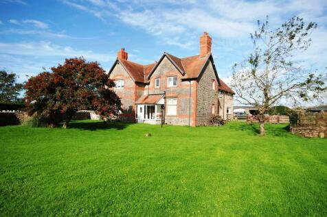 St. Hilary, Near Cowbridge, Vale of Glamorgan, CF71 7DP. 6 bedroom farm house for sale