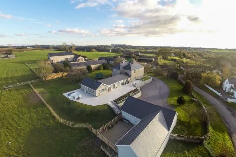 Llancarfan, Vale of Glamorgan, CF62 3AG. 4 bedroom detached house for sale
