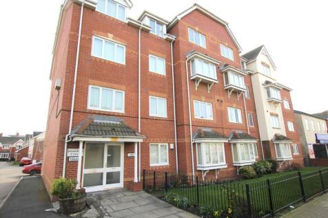 Hornby Road, Blackpool. 1 bedroom flat