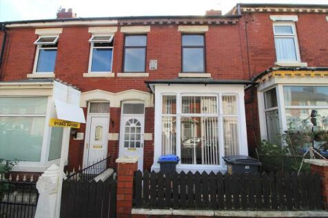 Fisher Street, Blackpool. 3 bedroom house