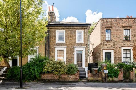 Albion Drive, Hackney. 4 bedroom semi-detached house