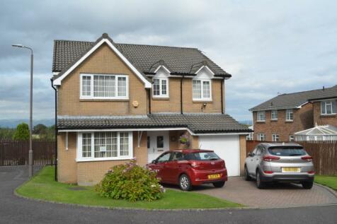 Easton Drive, Shieldhill, Falkirk, FK1 2TA. 4 bedroom detached house