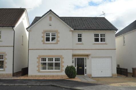 Achray Drive, Falkirk, Falkirk, FK1 5UN. 4 bedroom detached house for sale