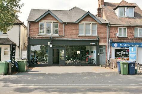 Abingdon Road, Oxford, OX1 4TA. Studio flat