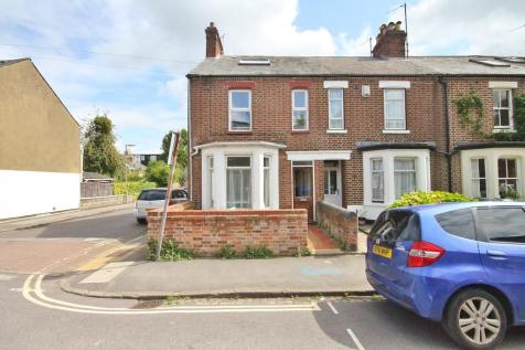 Marlborough Road, Oxford, OX1 4LY. 5 bedroom end of terrace house