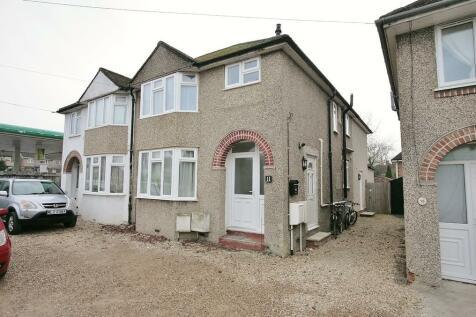 Cherwell Drive, Marston, Oxford, OX3 0NB. 1 bedroom apartment