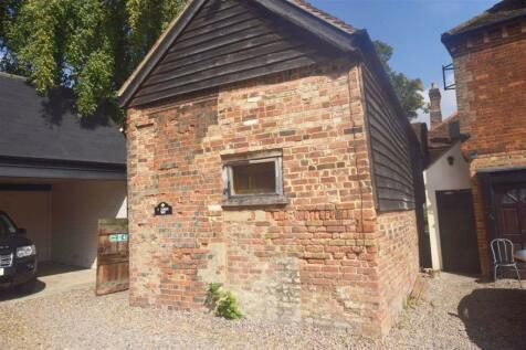 James Way, Old Stevenage, SG1. 1 bedroom barn conversion