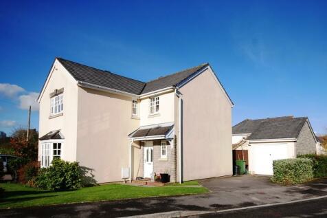 Badgers Brook Close, Ystradowen, Near Cowbridge, CF71 7TY. 4 bedroom detached house