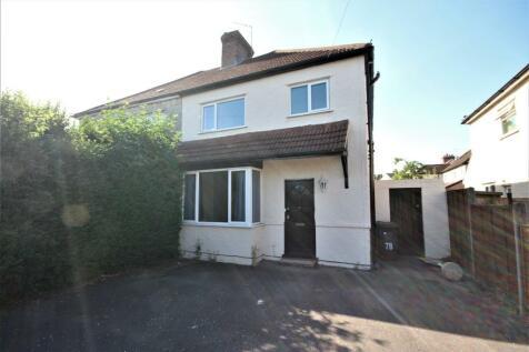 New Cross Road, Guildford. 4 bedroom semi-detached house
