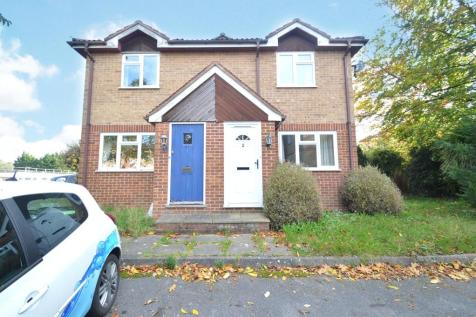 Corfe Place, Maidenhead, Berkshire, SL6. 1 bedroom end of terrace house