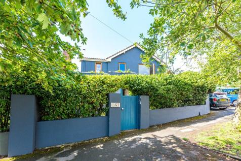 Tivoli Crescent North, Brighton, East Sussex, BN1. 4 bedroom detached house