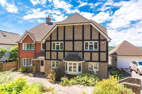 Surrenden Crescent, Brighton, East Sussex, BN1. 5 bedroom detached house for sale
