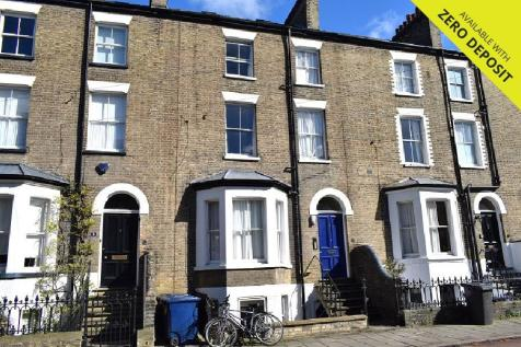 Bateman Street. 9 bedroom house share