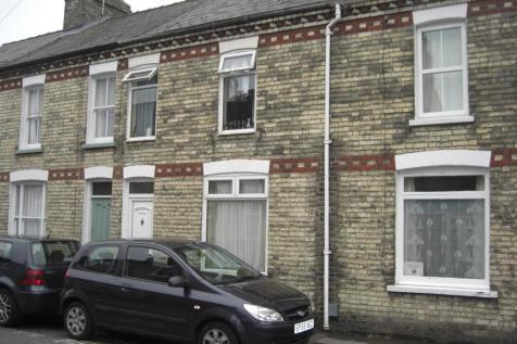 Argyle Street, Cambridge. 4 bedroom house share