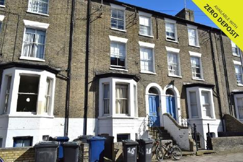 Bateman Street, Cambridge. 9 bedroom house share