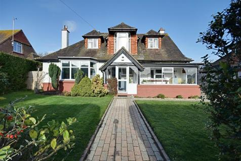 Richmond Grove, Bexhill-On-Sea. 4 bedroom detached house for sale