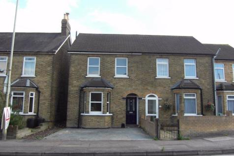 Longfield Lane, West Cheshunt, Hertfordshire. 4 bedroom end of terrace house