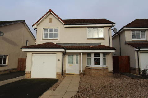 35 Peasehill Fauld, Rosyth KY11 2DQ. 3 bedroom detached house