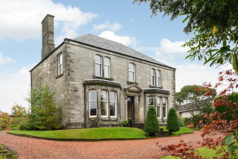 Lothian View, 175 Townhill Road, Dunfermline, KY12 0DQ. 5 bedroom villa for sale