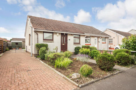 72 Glenavon Drive, Cairneyhill, KY12 8XJ. 2 bedroom semi-detached bungalow for sale