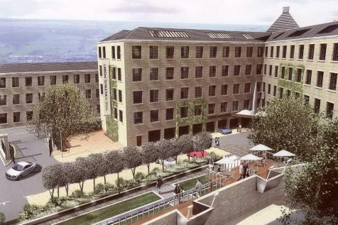 The Melting Point, Firth Street, Huddersfield, HD1. 1 bedroom apartment