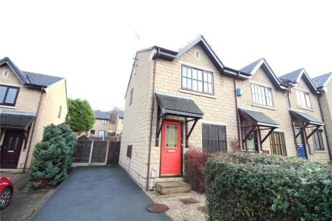 Hions Close, Rastrick, Brighouse, HD6. 2 bedroom end of terrace house