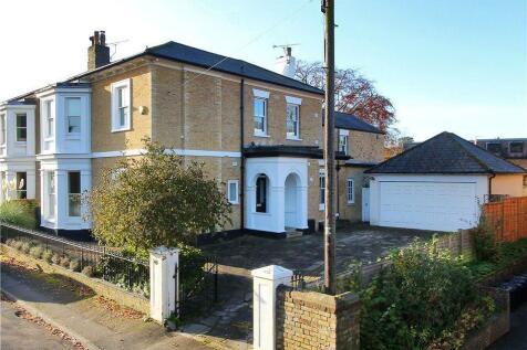 St. Johns Road, Sevenoaks, Kent, TN13. 4 bedroom semi-detached house