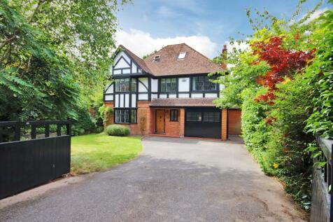Bradbourne Park Road, Sevenoaks, Kent, TN13. 5 bedroom detached house