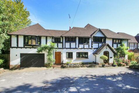 Weald Road, Sevenoaks, Kent, TN13. 5 bedroom detached house for sale