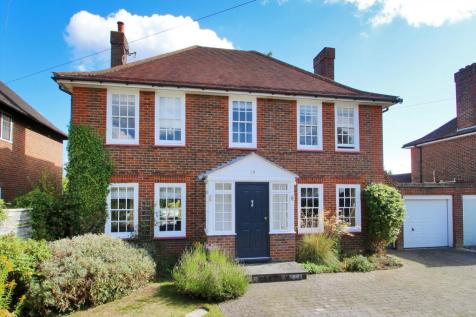 The Ridgeway, Tonbridge, TN10. 5 bedroom detached house for sale