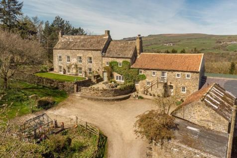 Coves House, Wolsingham, County Durham property
