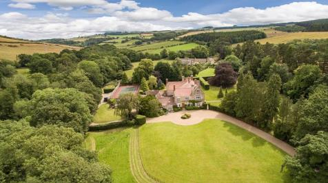 Apperley Dene, Stocksfield, Northumberland. 5 bedroom country house for sale