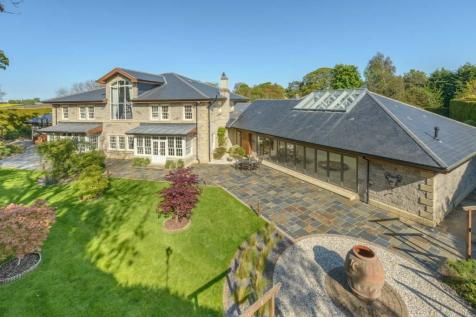 New Field House, Hepscott, Morpeth, Northumberland. 7 bedroom detached house for sale