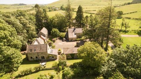 Courtyard Cottages, Ingram Valley, Northumberland. 10 bedroom character property for sale