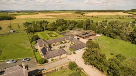 The Courtyard, Wallridge, Ingoe, Northumberland. 7 bedroom barn conversion for sale